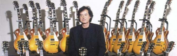 Gibson Les Paul Jimmy Page Signature