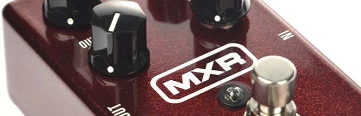 Power Soak a portata di knob: MXR Super Badass Variac Fuzz
