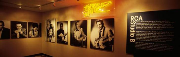 Nashville, lo Studio B e un Elvis sbadato