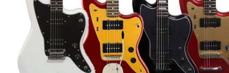 4 Jazzmaster tra classico e moderno da Squier