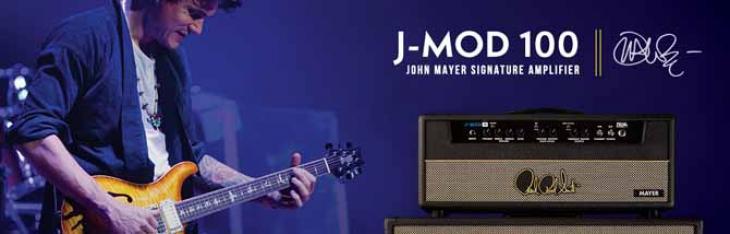 J MOD: l'ampli PRS di John Mayer