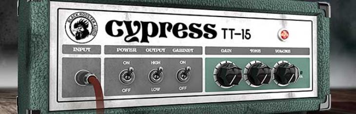 Cypress TT15: mini-amp made in UK in un plugin gratuito