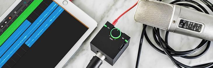 Focusrite iTrack One Pre - La scheda audio per iPad e iPhone