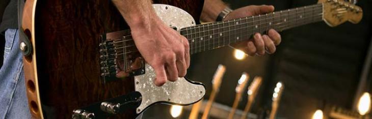 Da Michael Kelly un nuovo concetto di chitarra ultra-leggera