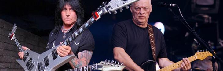 Michael Angelo & David Gilmour: assieme per la finlandese Ra Gee B.