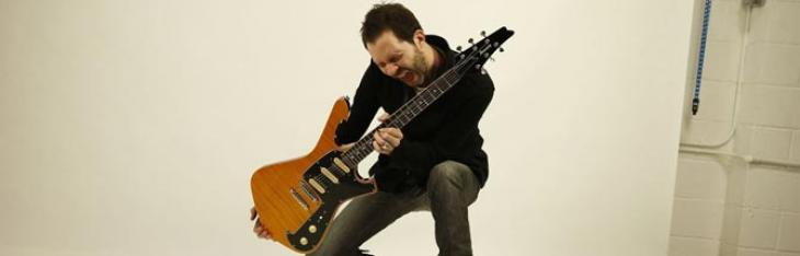 Paul Gilbert: parte il tour italiano