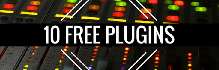 10 plugins gratuiti da non perdere