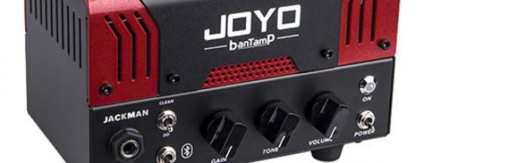 BanTamP: valvole Bluetooth in miniatura da Joyo