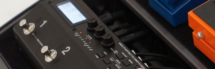 Boss fonde multieffetti e switcher con MS3