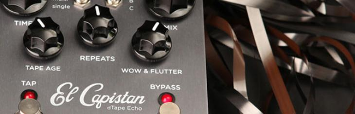 El Capistan: il tape delay definitivo?