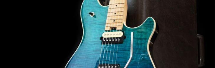 HP2: mr Peavey mette il nome sulle nuove solid body made in USA