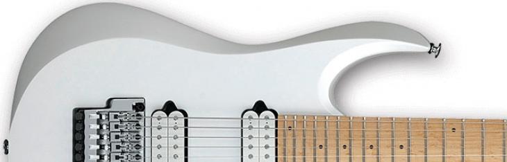 Ibanez RGD3127: diapason lungo per drop tuning a 7 corde