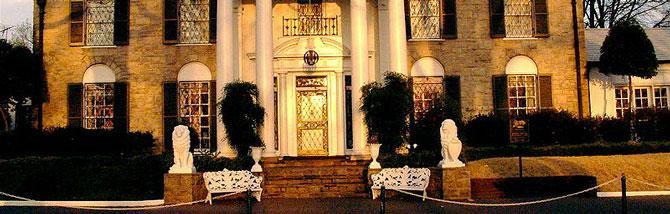 Graceland una casa da Re