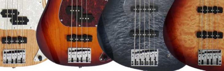 Top figurati e il primo P-bass da Sire per Marcus Miller