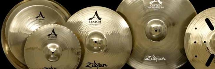 25 anni di Zildjian A Custom in un solo video