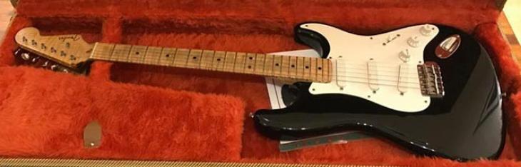 Il rimpiazzo della Blackie di Eric Clapton torna in vendita
