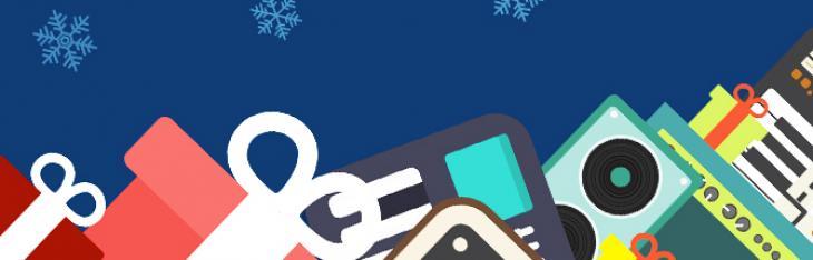 5 regali di Natale per il tuo Recording Studio