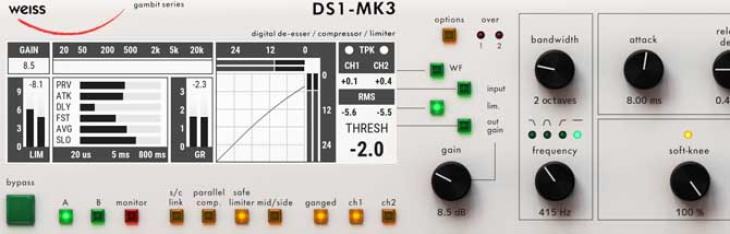 I mastering tool Weiss diventano plugin con Softube
