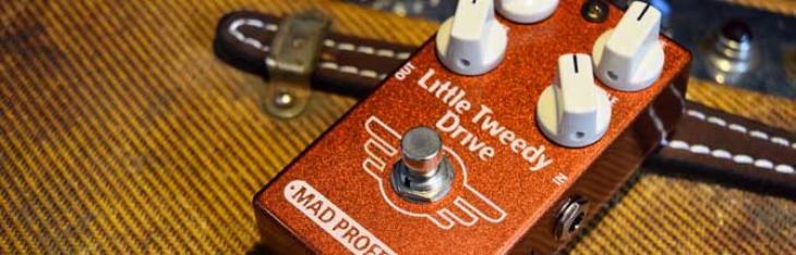 Little Tweedy Drive: la magia dei piccoli tweed d'epoca