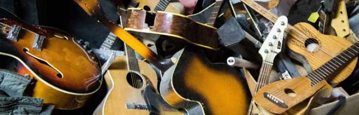 Il collezionismo è la morte delle chitarre (a volte)