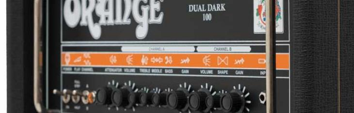 Orange mostra il Dual Dark: hi-gain britannico