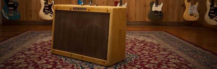 Joe Bonamassa e Fender replicano il Twin del '59 per veri maniaci