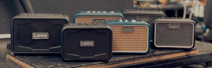 Laney diventa Mini con sei combo smart