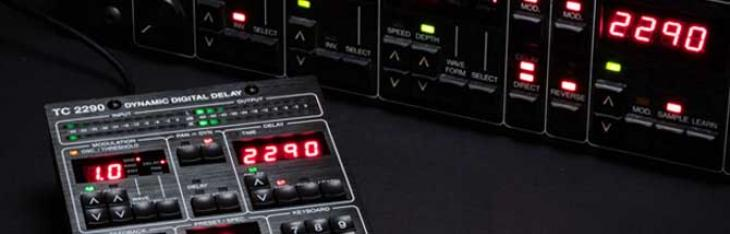I delay TC2290-DT torna in VST con controller dedicato