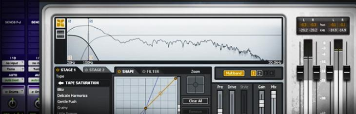 Mixing Tutorial - Come enfatizzare le Basse Frequenze con la Distorsione