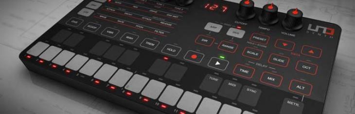 UNO Synth: IK Multimedia all'analogico e portatile
