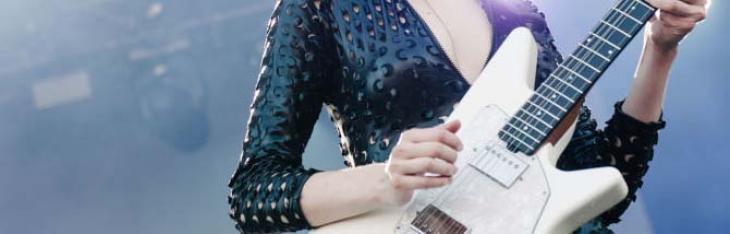 Sono queste le ultime speranze della chitarra?