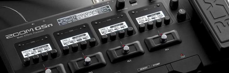 Zoom Guitar Lab 3.0: arriva l'editor