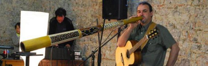 Addio a Florio Pozza, padre del Didgeriblues