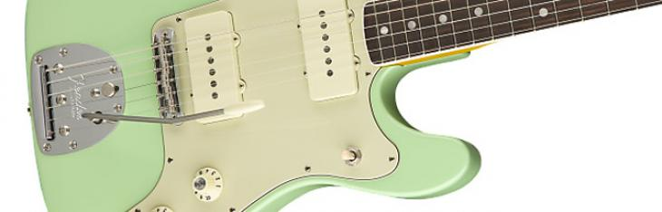 Jazz Tele: l'universo surf in casa Fender