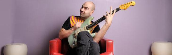 Michele Quaini e i suoni del Facchinetti Fogli Tour