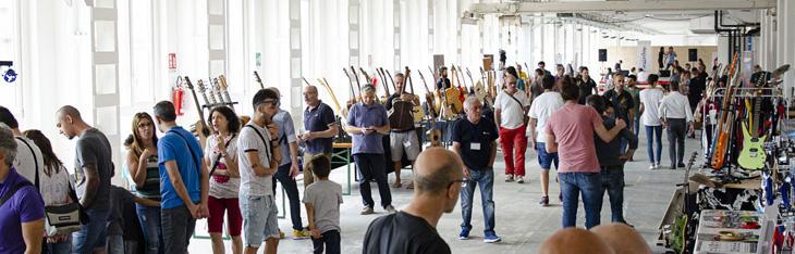 Custom Shop Milano 2018: il sistema funziona