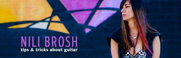 Nili Brosh: vivere da musicista