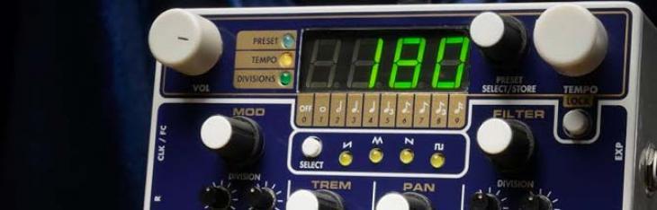 Mod Rex: 4 modulazioni in sincrono per suonare come un synth