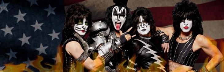 I Kiss annunciano il tour di addio