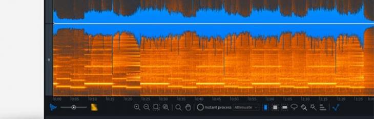 Restauro sonoro all'ennesima potenza con iZotope RX7