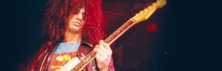 La passione segreta di Slash per la Stratocaster