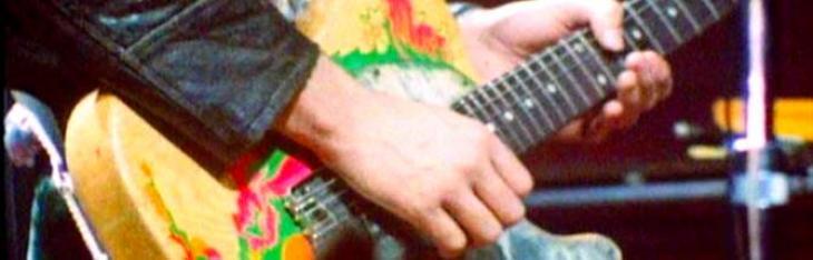 Fender replica (finalmente) la Telecaster di Jimmy Page