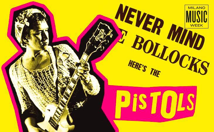 Steve Jones dei Sex Pistols e le chitarre perfette di