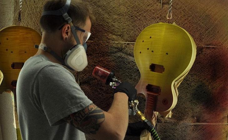 Billy Corgan: il colore cambia il suono di una chitarra