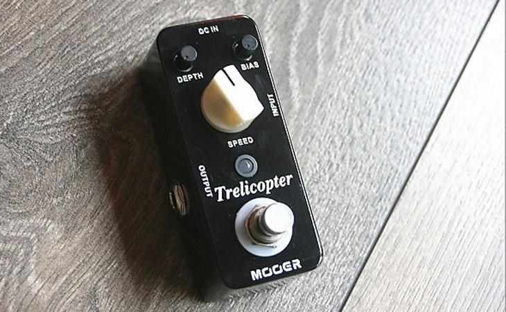 Mooer Trelicopter