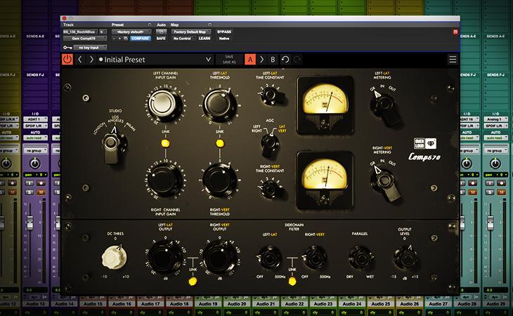 Plugin Tutorial - Overloud Comp670