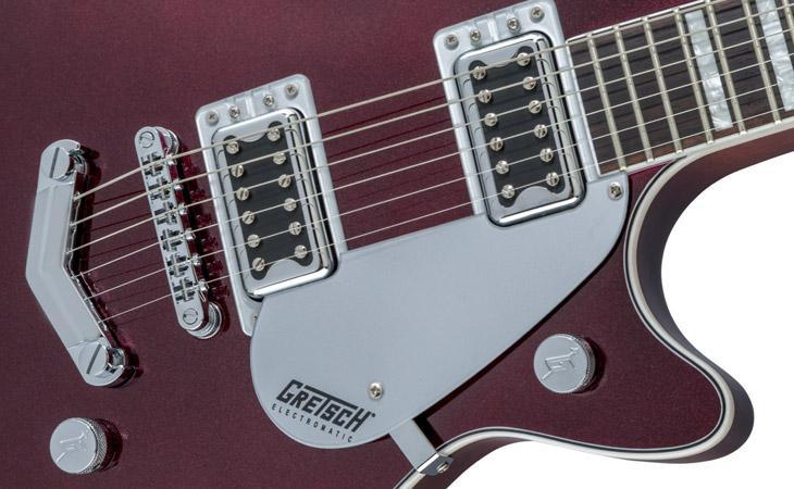 Top in acero e tastiera in noce: in test la Jet Electromatic G5220
