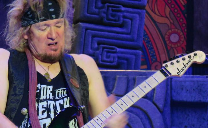 Le Jackson di Adrian Smith: l'alfabeto dell'heavy metal