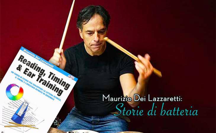 Maurizio Dei Lazzaretti: lettura, ascolto e interpretazione