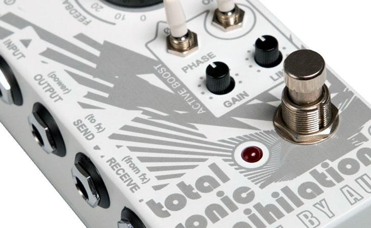 Death By Audio fa impazzire di feedback i tuoi pedali